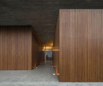 entrée - Redux House par Studio mk27 - Brésil