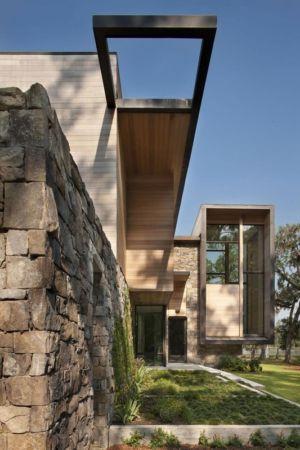 entrée - SC Modern I par SBCH Architects - Bray's Island, Sheldon, Usa