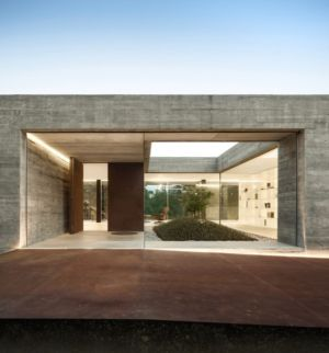 entrée - Sambade House by spaceworkers - Penafiel, Portugal