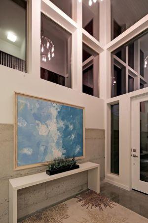 entrée - Unique Reclaimed Modern par Dwell Development LLC - Seattle, Usa