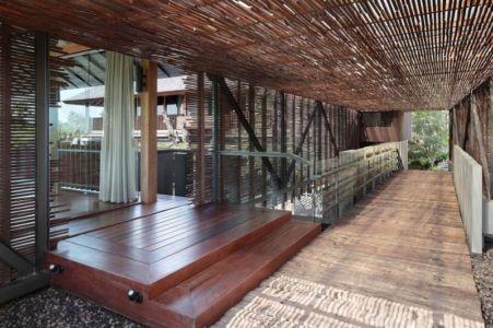entrée - Villa Pecatu par Wahana Cipta Selaras - Pecatu, Indonésie