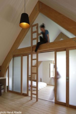 entrée chambre - House-The-Grove par Arba - France
