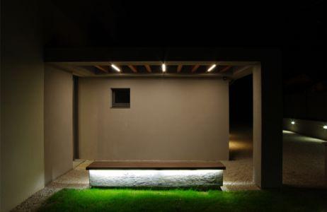 entrée de nuit - MLEL par Dank Architectes - France