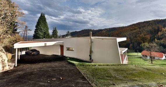 entrée garage - Villas-2B par Love Architecture - Graz, Autriche