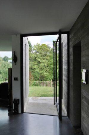 entrée - maison exclusive par SKP Architecture - Créteil, France