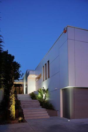 entrée principale - Villa Wa par Laurent GUILLAUD - France