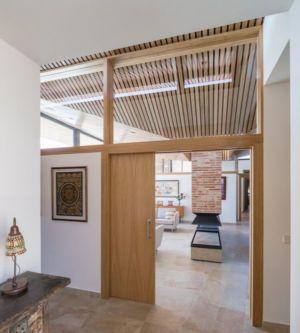 entrée salon House-Molino par Mariano Molina Iniesta, Espagne