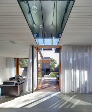entrée - spiegel-haus par Carterwilliamson Architectes - Sydney, Australie