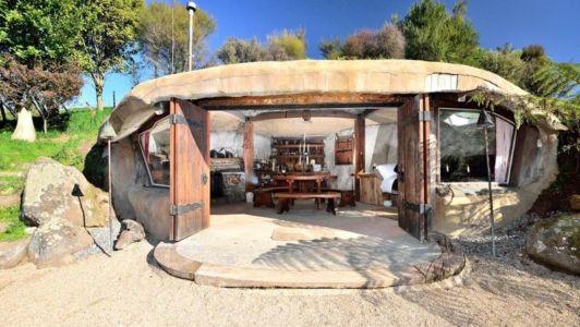 entrée terrasse - Underhill par Graham Hannah à Waikato, Nouvelle-Zélande
