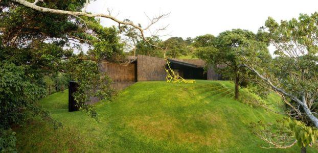 environnement - Casa Altamira par Joan Puigcorbé - Costa Rica