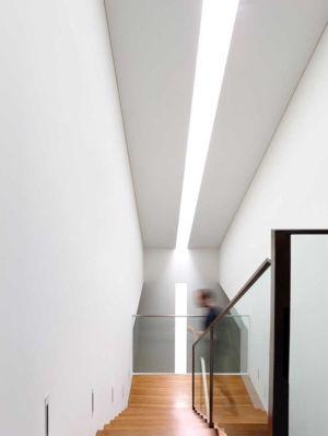 escalier - 66mrn house par Ong&Ong - Singapour