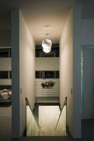 escalier - Anthrazit House par Architects Magnus - Santa Barbara, Usa
