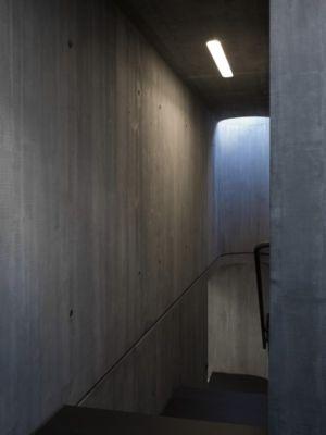 escalier - Bakkaflöt 14 par Studio Granda - Islande