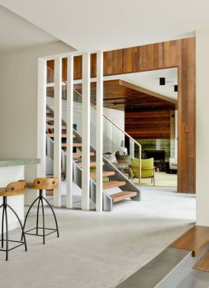 escalier - Cedrus par Boom Town - Harrington, Canada
