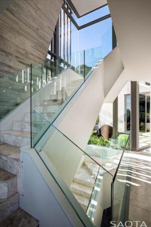 escalier - Clifton 2A par Saota - Le Cap, Afrique du Sud