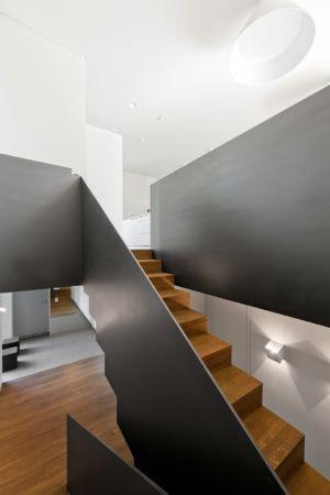 escalier - Family House par UAB Architektu biuras - Palanga, Lituanie