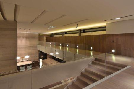 escalier - JRB House par Reims Arquitectura - Santa Domingo, Mexique