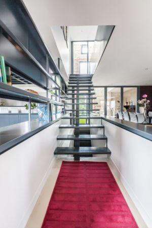 escalier - Maison Mazeres par Hugues Tournier - Mazères (09), France