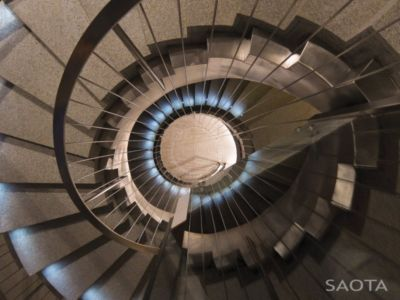 escalier - Maison de rêve par Saota, Dakar, Sénégal