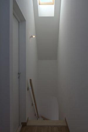 escalier - Maison L. ossature bois par Atelier 56S - France - Photo Jeremías Gonzalez