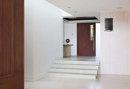 escalier - Malibu House par Dutton Architects - Usa