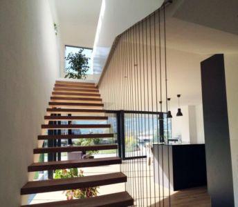 escalier - Muk par mahore architects - Saalfelden, Autriche