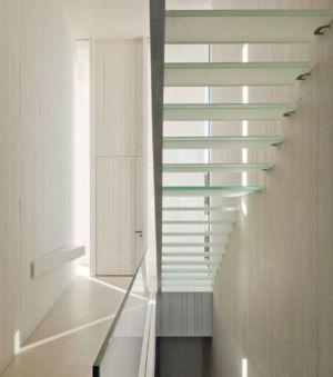 escalier - Sardinera House par Ramon Esteve Estudio - Valencian Community, Espagne