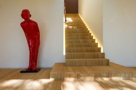 escalier - Villa M par Oliver Grigic - Cepin, Croatie