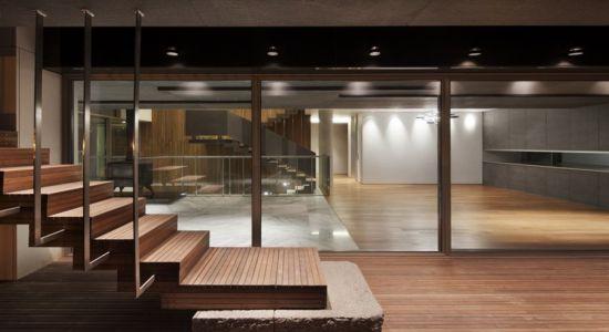 escalier bois - Customi-Zip par L'EAU design - Gwacheon-si, Corée du Sud