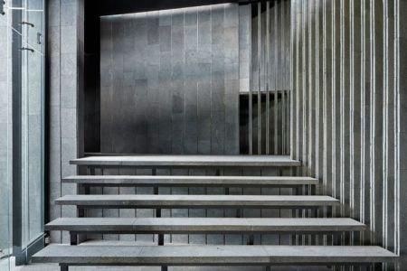 escalier - casa-altamira par Joan Puigcorbé - Ciudadd Colon, Costa Rica