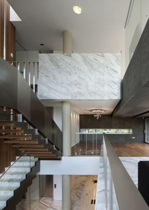 escalier et mezzanine - Customi-Zip par L'EAU design - Gwacheon-si, Corée du Sud