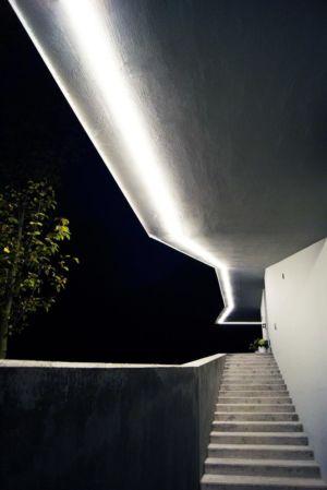 escalier extérieur - Muk par mahore architects - Saalfelden, Autriche