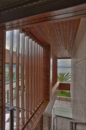 escalier extérieur - Touristic Villa 'S, M, L' par studio SYNTHESIS - Tivat, Montenegro