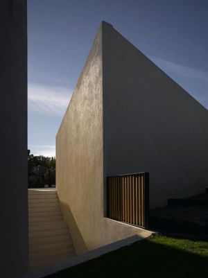 escalier extérieur accès - Villa-Brash par Jak Studio - Saint-Tropez, France