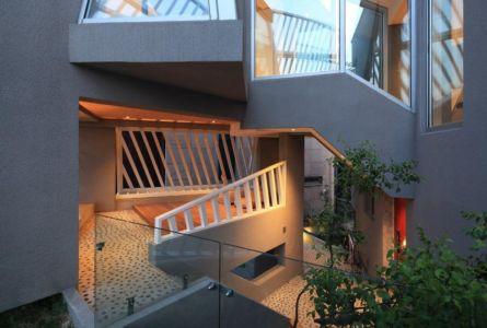 espace 1er étage - Kyeong Dok Jai par Uroje Khm Architects - Corée du Sud