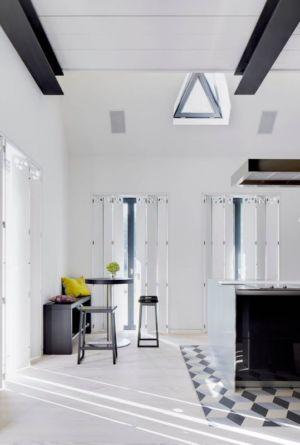espace cuisine - German-Country-House par Reichel Architectes - Allemagne