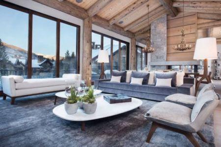 espace pièce salon - Vail-Ski-Haus par Read Design Group - Vail, USA