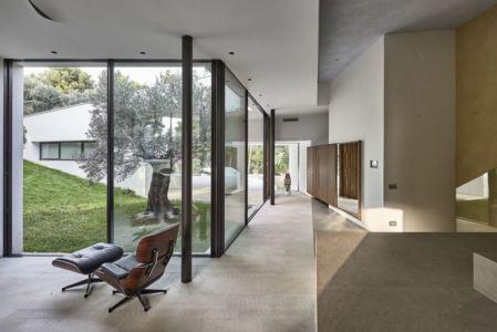 espace repos & grande baie vitrée - Villa-La-Madone par A2cm - France