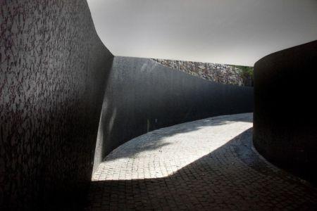 espace souterraine accès - Victoria-Park par Ipli Architects - Singapour