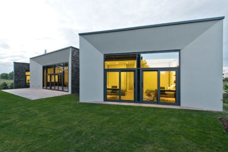 façade 3 volumes - Family House par UAB Architektu biuras - Palanga, Lituanie