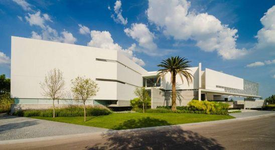 façade - JRB House par Reims Arquitectura - Santa Domingo, Mexique