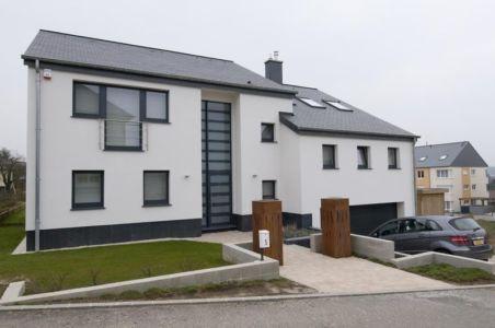 façade - Maison S par Thierry Noben - Nospelt Luxembourg