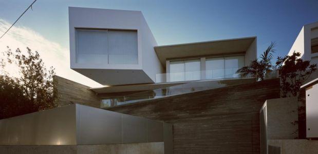 façade - Psychiko House par Divercity Architects - Athènes, Grèce