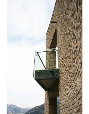 façade étage en pierres - Vila-Stoliv par Enforma Architectural Studio - Montenegro