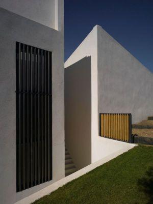 façade arrière - Villa-Brash par Jak Studio - Saint-Tropez, France