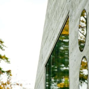 façade béton - House H36 par MBA-S architecture - Stuttgart, Allemagne