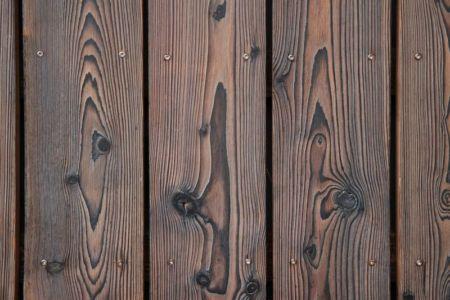 bardage bois vertical - Wooden-House par ASGK design - Lodin, République Tchèque