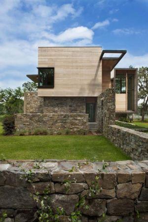 façade côté - SC Modern I par SBCH Architects - Bray's Island, Sheldon, Usa
