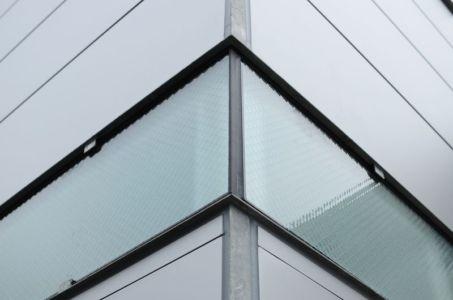 façade chaînes à lèvres - Boundary House par Niji Architects - Tokyo, Japon