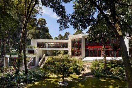 façade - chinkara house par Soliscolomer y asociados - guatemala
